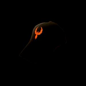 Șapcă Pasărea Phoenix Stilizată