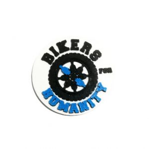 Magnet decorativ Bikers For Humanity