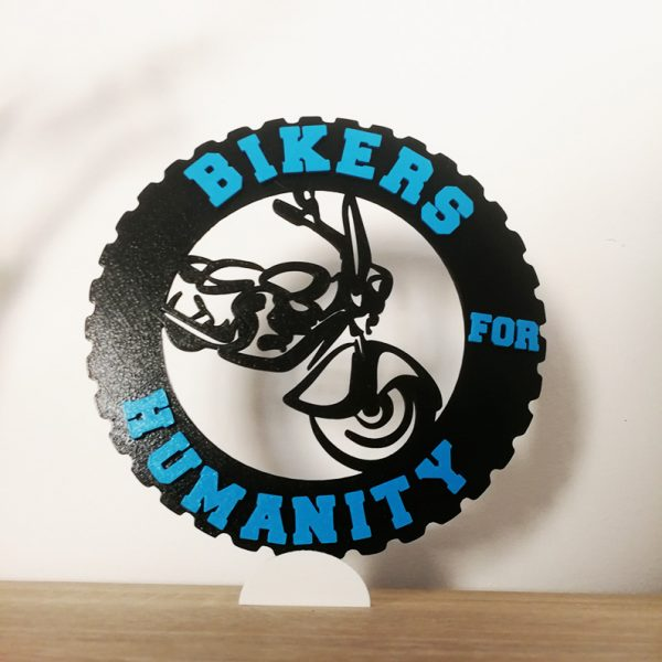 Decorațiune Bikers For Humanity Style