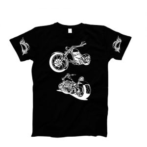 "Tricou ""The Chopper Spirit"""
